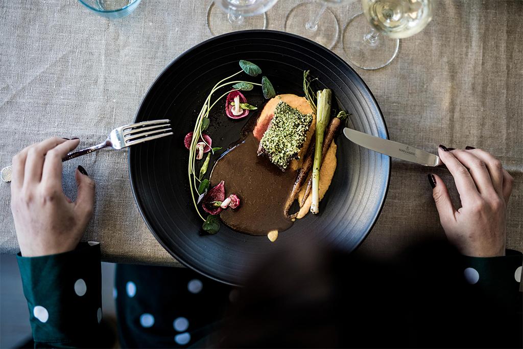 Mortens Gastronomi - Sæsonens Menu