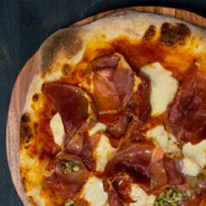 Mortens Gastronomi - Pizza melblanding