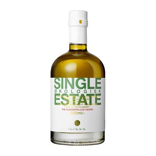 Single Estate Økologisk ekstra jomfru olienolie